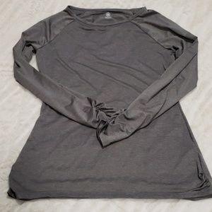GAIAM Long Sleeved Top